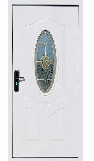 sigurnosna ulazna vrata sa staklom univerzal mv